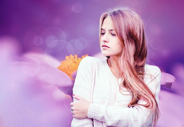 kráska ve svetru