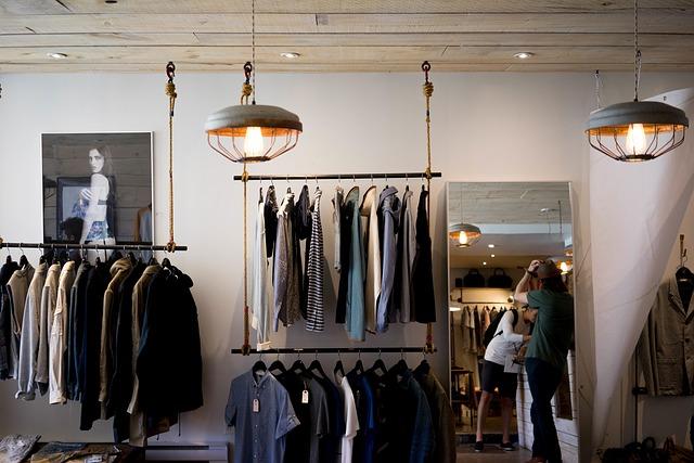boutique s pánskou módou
